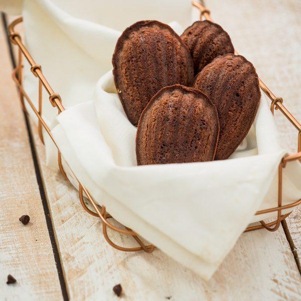 瑪德蓮-巧克力