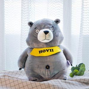 25 cm熊胖胖玩偶
